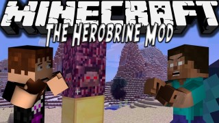 Herobrine Mod Download