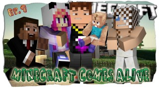 Minecraft Comes Alive Mod Download