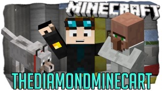 TheDiamondMinecart Mod Download