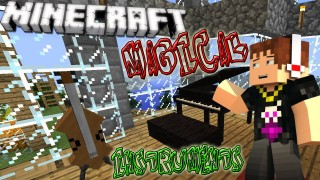 Magical Instruments Mod Download