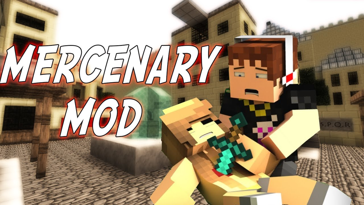 Mercenary Mod Download