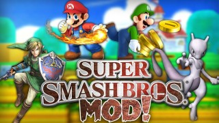 Super Smash Bros Mod Download