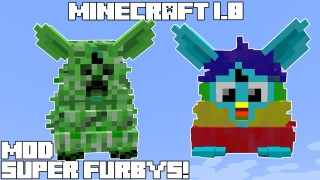 Furby Mania Mod Download